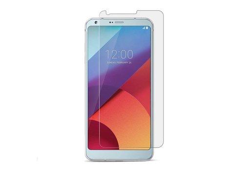 LG G6 Screenprotector Glas 9H