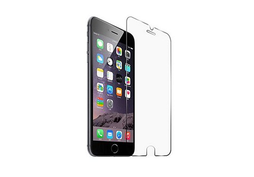iPhone 8 Plus and 7 Plus Screenprotector - Glas 9H