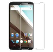 Colorfone Google Nexus 6 Screenprotector  Glas 9H