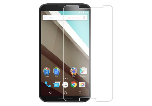 Google Nexus 6 Screenprotector  Glas 9H