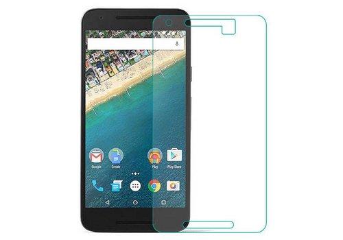 Google Nexus 6P Screenprotector - Glas 9H
