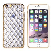 Colorfone iPhone 6 en 6S Hoesje Goud  CoolSkin Diamond