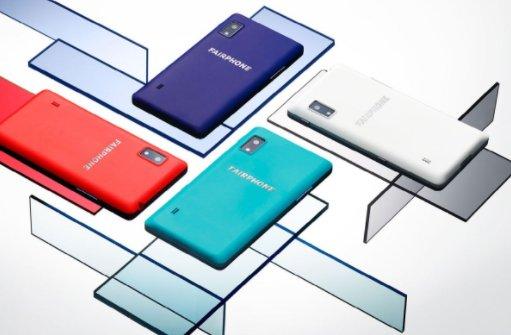 Fairphone: de eerlijke telefoon