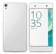 Colorfone Sony Xperia XA 1 Plus Hoesje Transparant CoolSkin3T