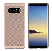 Colorfone Samsung Note 8 Case Gold - Mesh Holes