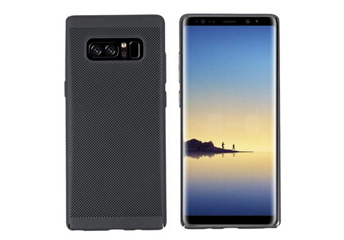 Case Mesh Holes Samsung Note 8 Black