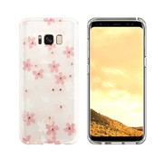 Colorfone CS Flowers for Sony XZ and XZs Pink+White
