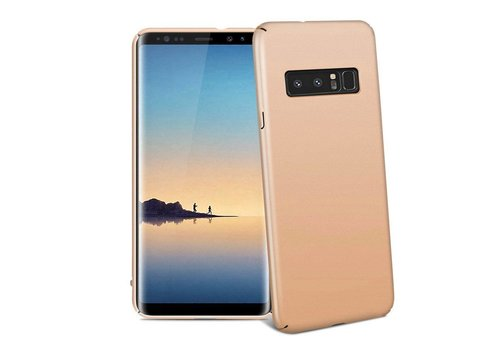 Cover Matt Samsung Note 8 Gold
