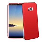 Colorfone Samsung S8 Hoesje Rood - Mat