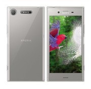 Colorfone Sony Xperia XZ1  Hoesje Transparant CoolSkin3T
