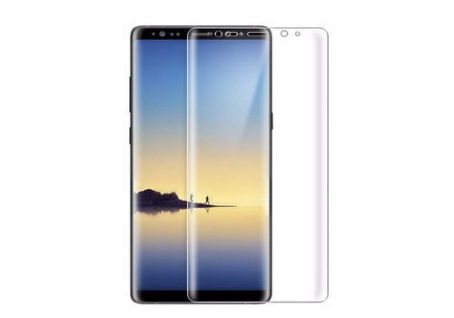 Samsung Note 8 Screenprotector Curved