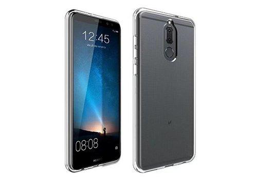 Huawei Mate 10 Lite  Hoesje Transparant CoolSkin3T