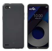 Colorfone LG Q6 Case Transparent - CS3T