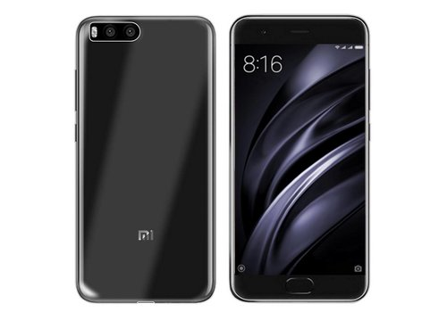 CoolSkin3T Xiaomi MI 6 Transparent White