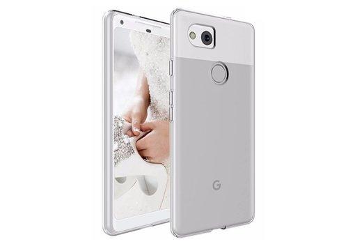 Google Pixel 2 XL  Hoesje Transparant CoolSkin3T