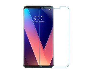 Colorfone LG V30 Screenprotector Glas 9H