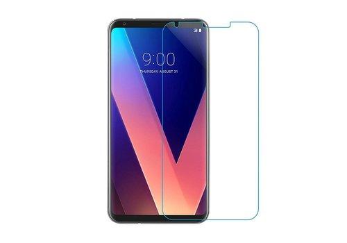 LG V30 Screenprotector Glas 9H