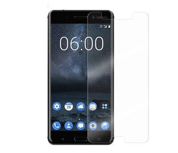 Colorfone Nokia 6 Screenprotector Glas 9H
