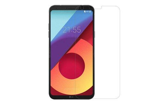 LG Q6 Screenprotector Glas 9H