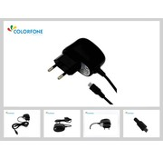 Colorfone Travelcharger Universal 1000 mAh Micro USB Black