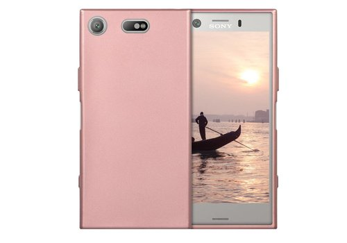 Cover Matt Sony XZ 1 Rose Gold