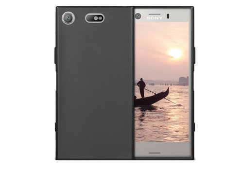 Cover Matt Sony XZ 1  Black