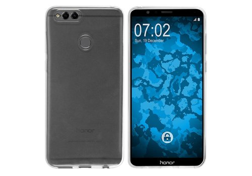 Coolskin3T Honor 7X  Transparant Wit