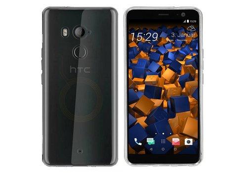 HTC U11+  Hoesje Transparant CoolSkin3T