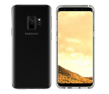 Colorfone Samsung S9  Hoesje Transparant CoolSkin3T