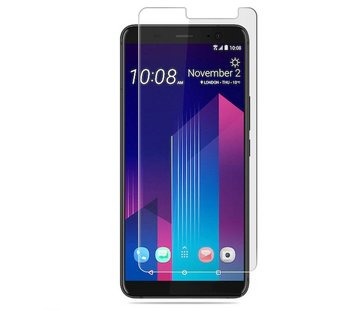 Colorfone HTC U11+ Screenprotector Glas 9H
