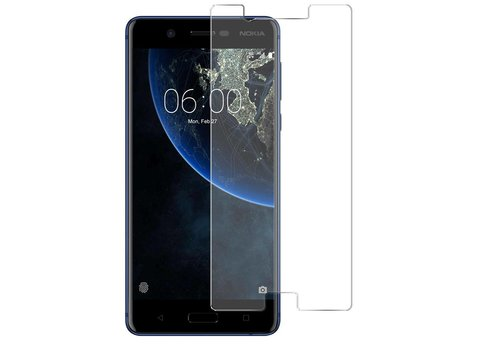 Nokia 5 Screenprotector Glas 9H