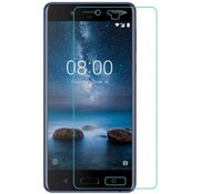 Colorfone Nokia 8 Screenprotector Tempered Glass 9H