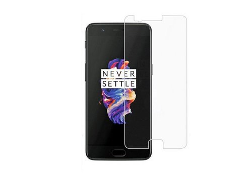 One Plus 5 Screenprotector Glas 9H