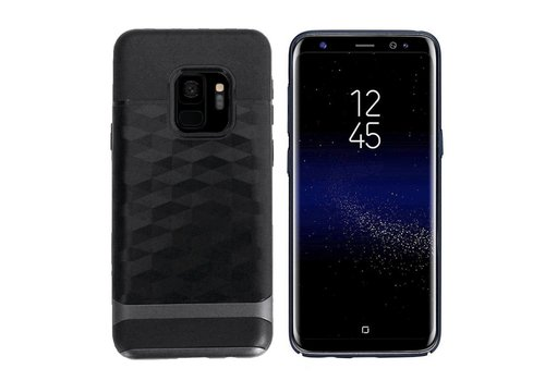 Armor 2 Case Samsung S9 Plus Black + Gray