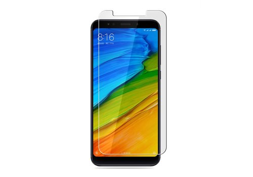 Xiaomi Redmi 5 Screenprotector Glas 9H