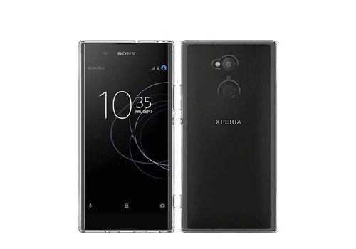 CoolSkin3T Sony Xperia XA 2 Transparant Wit