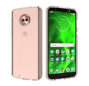 Colorfone Motorola Moto G6 Case Transparent - CS3T