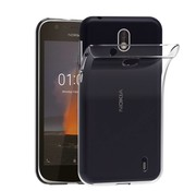 Colorfone Nokia 1  Hoesje Transparant CoolSkin3T