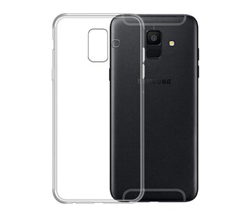 Colorfone Samsung A6  Hoesje Transparant CoolSkin3T