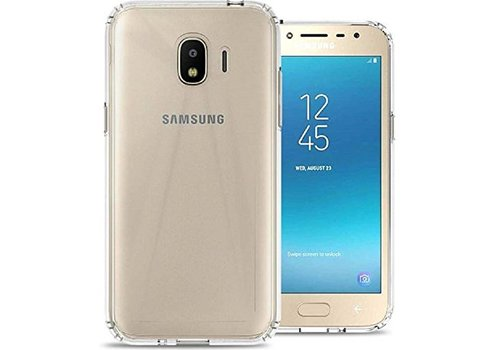 CoolSkin3T Samsung J4 2018 Transparent White