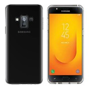 Colorfone Samsung J7 Duo Hoesje Transparant CoolSkin3T