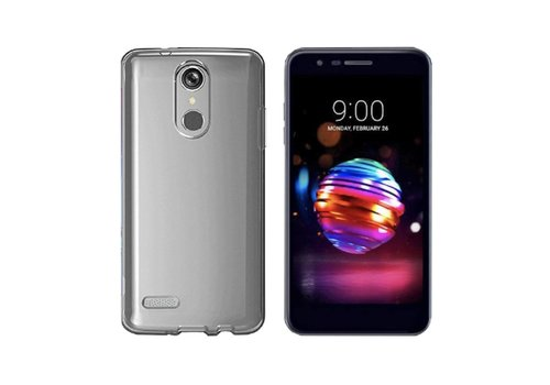 CoolSkin3T LG K10 2018 Transparent White