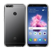 Colorfone Huawei Y9 2018 Hoesje Transparant CoolSkin3T