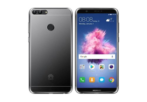 CoolSkin3T Huawei Y9 2018  in Transparant Wit