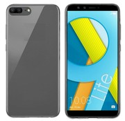 Colorfone Huawei Y5 2018 Hoesje Transparant CoolSkin3T