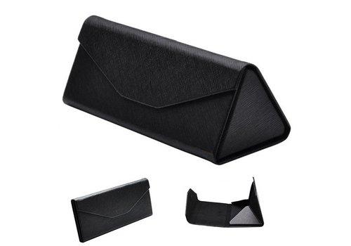 Glasses case foldable