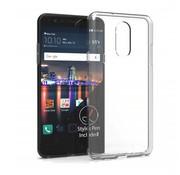 Colorfone LG Q7 Case Transparent - CS3T