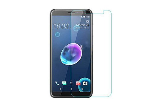 HTC Desire 12+ Screenprotector - Glas 9H