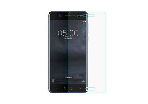 Nokia 5.1 Screenprotector Glas 9H