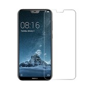 Colorfone Nokia X6 Screenprotector Glas 9H